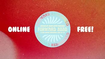 Forward Conference 2020 TV Spot, 'Now Online' - 2 commercial airings