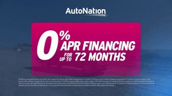AutoNation TV Spot, 'Go Time: Zero Percent Financing' - Thumbnail 5
