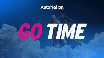 AutoNation TV Spot, 'Go Time: Zero Percent Financing' - 8 commercial airings