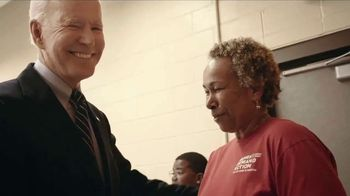 Biden for President TV Spot, 'It's About Us' - Thumbnail 8
