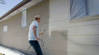 Wagner Paint Sprayers TV Spot, 'Ready to Get the Job Done'
