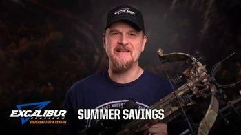 Excalibur Crossbow Summer Savings Event TV Spot, 'Hunting Season' - Thumbnail 3