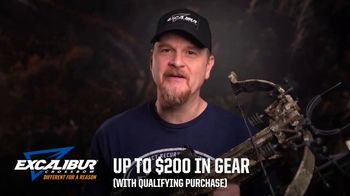 Excalibur Crossbow Summer Savings Event TV Spot, 'Hunting Season' - Thumbnail 5