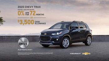 Chevrolet TV Spot, 'Chevy Cares: Open Road' [T2] - Thumbnail 5