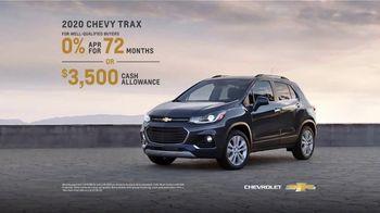 Chevrolet TV Spot, 'Chevy Cares: Open Road' [T2] - Thumbnail 4