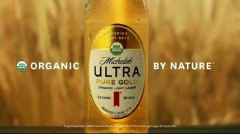 Michelob ULTRA Pure Gold TV Spot, 'Grow Your Own' - Thumbnail 4