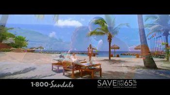 Sandals Grenada TV Spot, 'The Sandals of Tomorrow: 65 Percent Off'