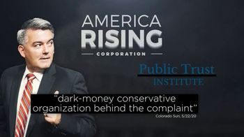 Senate Majority PAC TV Spot, 'Cory Gardner: 98 Percent of the Time'