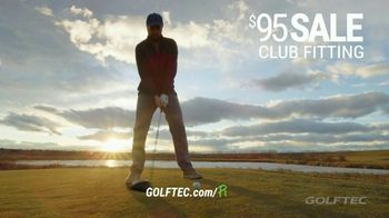 GolfTEC Club Fitting $95 Sale TV Spot, 'Proof' Featuring Rory McIlroy - Thumbnail 10
