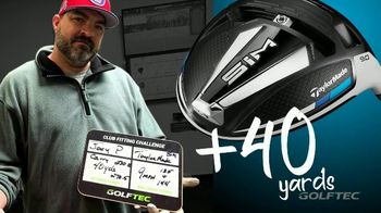 GolfTEC Club Fitting $95 Sale TV Spot, 'Proof' Featuring Rory McIlroy - Thumbnail 7