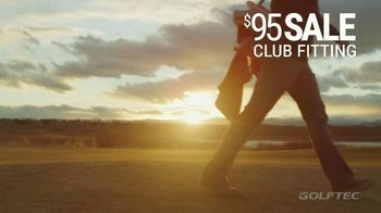 GolfTEC Club Fitting $95 Sale TV Spot, 'Proof' Featuring Rory McIlroy - Thumbnail 9
