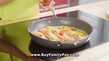 Granite Stone Family Pan TV Spot, 'Just Like the Pros' - Thumbnail 3