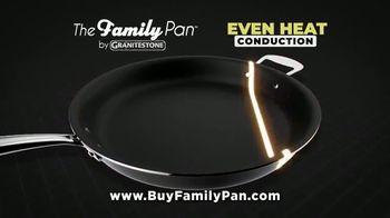 Granite Stone Family Pan TV Spot, 'Just Like the Pros' - Thumbnail 5