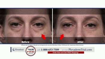 Plexaderm Skincare 4th of July Special TV Spot, 'Wow: $14.95' Featuring Annette Figueroa - Thumbnail 7