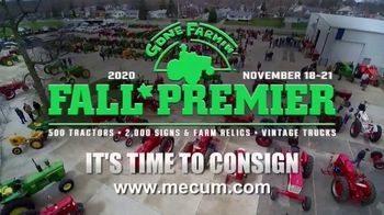 Mecum Gone Farmin' 2020 Fall Premier TV Spot, 'Best Time to Consign' - Thumbnail 3