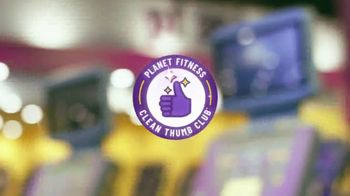 Planet Fitness TV Spot, 'Power Clean: $1 Down, $10 a Month' - Thumbnail 8