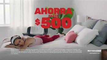 Mattress Firm Venta del 4 de Julio TV Spot, 'King a precio queen' [Spanish] - Thumbnail 1