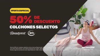 Mattress Firm Venta del 4 de Julio TV Spot, 'King a precio queen' [Spanish] - Thumbnail 6