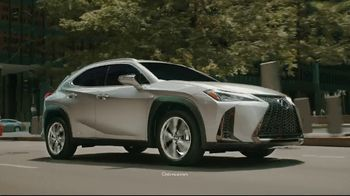 2020 Lexus UX TV Spot, 'A Different Frontier' Song by KRANE, Jupe [T2]