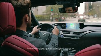 2020 Lexus UX TV Spot, 'A Different Frontier' Song by KRANE, Jupe [T2] - Thumbnail 2