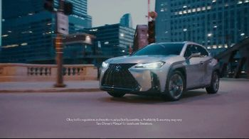 2020 Lexus UX TV Spot, 'A Different Frontier' Song by KRANE, Jupe [T2] - Thumbnail 3