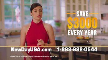 NewDay USA VA Streamline Refi TV Spot, 'Near Rock Bottom Rates: Save $3000' - Thumbnail 4
