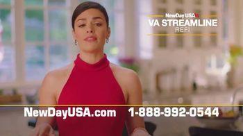 NewDay USA VA Streamline Refi TV Spot, 'Near Rock Bottom Rates: Save $3000' - Thumbnail 6
