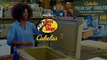 Bass Pro Shops Star Spangled Summer Sale TV Spot, 'Life Vest and Shorts' - Thumbnail 3