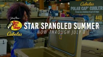 Bass Pro Shops Star Spangled Summer Sale TV Spot, 'Life Vest and Shorts'