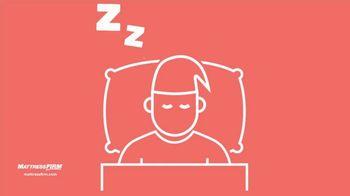 Mattress Firm Rest Assured Promise TV Spot, 'Checks All the Sleep Boxes'
