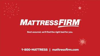 Mattress Firm Rest Assured Promise TV Spot, 'Checks All the Sleep Boxes' - Thumbnail 9