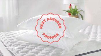 Mattress Firm Rest Assured Promise TV Spot, 'Checks All the Sleep Boxes' - Thumbnail 2