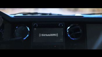 SiriusXM Satellite Radio TV Spot, 'Never Sounded So Free' - Thumbnail 1