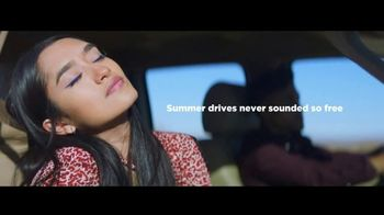SiriusXM Satellite Radio TV Spot, 'Never Sounded So Free'