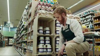 Credit One Bank Platinum Rewards Card TV Spot, 'God of Cash Back: Grocery Store' - Thumbnail 1
