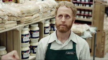 Credit One Bank Platinum Rewards Card TV Spot, 'God of Cash Back: Grocery Store' - Thumbnail 6