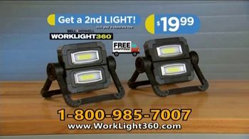 Bell + Howell Worklight 360 TV Spot, 'Right Where You Need It' - Thumbnail 10