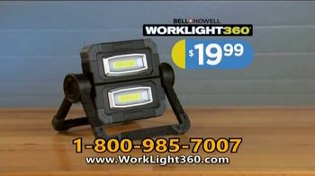 Bell + Howell Worklight 360 TV Spot, 'Right Where You Need It' - Thumbnail 9