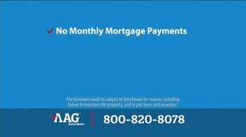 AAG Reverse Mortgage TV Spot, 'Nellie Young' - Thumbnail 4