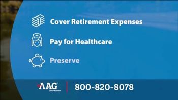 AAG Reverse Mortgage TV Spot, 'Nellie Young' - Thumbnail 9
