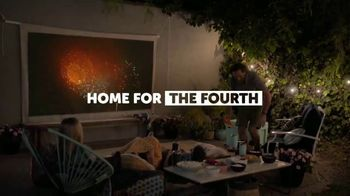 Lowe's TV Spot, 'Summer Is Open: Celebrate the Fourth' - Thumbnail 8