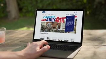 Lowe's TV Spot, 'Summer Is Open: Celebrate the Fourth' - Thumbnail 9