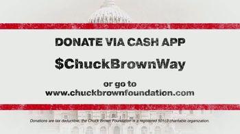 Chuck Brown Foundation TV Spot, 'Grinding Halt' - Thumbnail 8