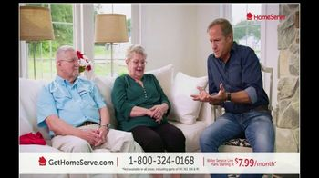 HomeServe USA TV Spot, 'Jim & Claire and Butler Plumber' Featuring Mike Rowe