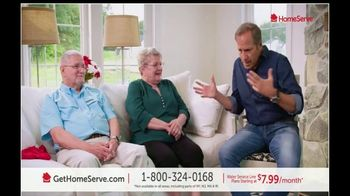 HomeServe USA TV Spot, 'Jim & Claire and Butler Plumber' Featuring Mike Rowe - Thumbnail 4