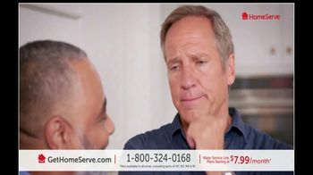HomeServe USA TV Spot, 'Jim & Claire and Butler Plumber' Featuring Mike Rowe - Thumbnail 9