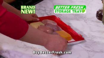 Better Fresh Storage Tray TV Spot, 'Keep Organized' - Thumbnail 2