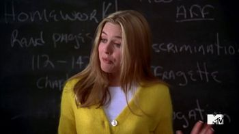 Clueless Home Entertainment TV Spot, 'MTV Promo'