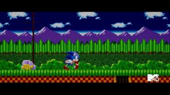 Sonic the Hedgehog Home Entertainment TV Spot, 'MTV Promo'
