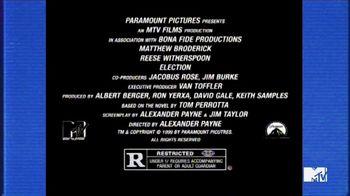 Election Home Entertainment TV Spot, 'MTV Promo' - Thumbnail 9